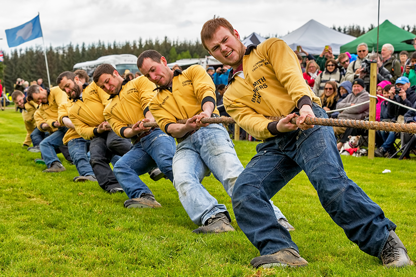 Tug of War image